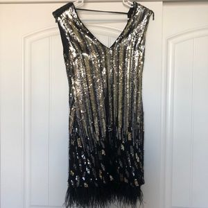 Brand new Bebe Dress with tags